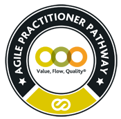 Agile Practitioner Pathway badge